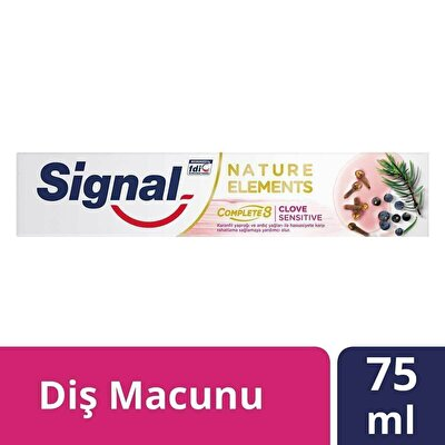 Nature Elements  Karanfil Diş Macunu 75 ml