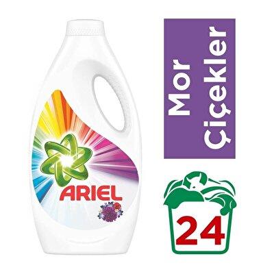 Mor Çiçekler Sıvı Deterjan 24 Yıkama