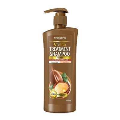 Argan Oil Anti-Frizz Treatment Şampuan 400ml
