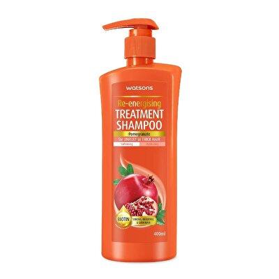 Pomegranate Re-Energising Treatment Şampuan 400ml