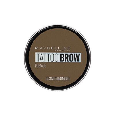 Tattoo Brow Kaş Pomadı - 03 Medium Brown (Orta Ton)