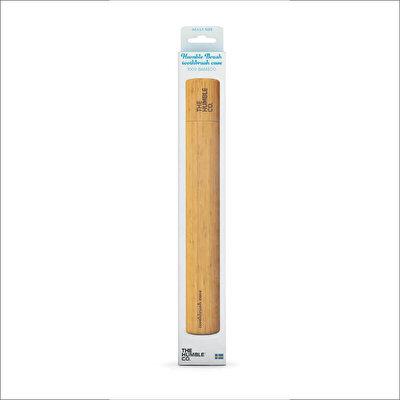 Bambu Diş Fırçası Kabı