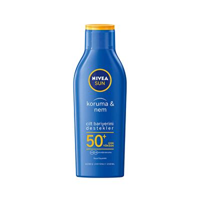Sun Güneş Koruyucu Loson Spf 50 200 ml