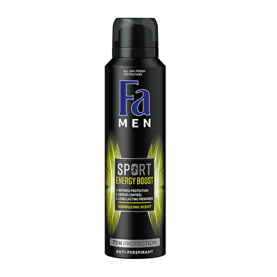 Sport Power Boost Erkek Deodorant 150 ml