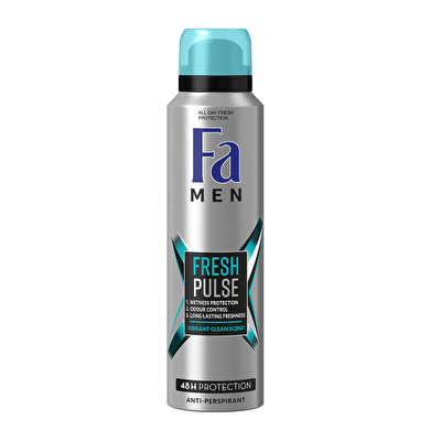 Fresh Pulse Erkek Deodorant 150 ml