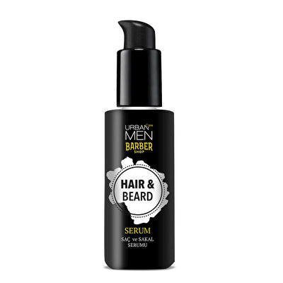 Erkeklere Özel Saç ve Sakal Serumu 75 ml