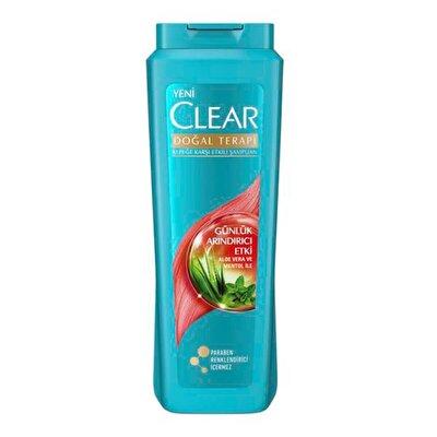 Doğal Terapi Kepeğe Karşı Ekili Aloevera Şampuan 500 ml
