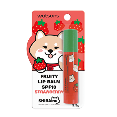 Fruity Lip Balm SPF10 Strawberry 3.5 gr