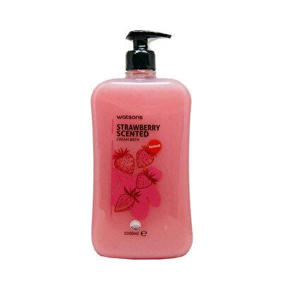 Çilek Cream Bath Duş Jeli 1 L