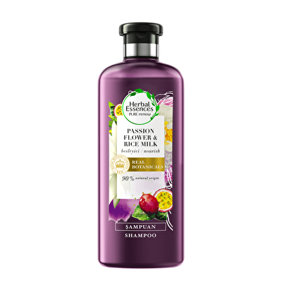 Passion Flower Şampuan 400ml