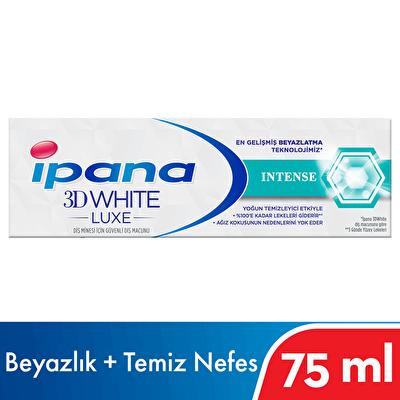 3 Boyutlu Beyazlık Luxe Diş Macunu Intense 75 ml