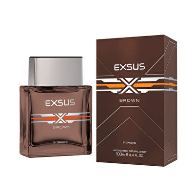 Exsus Brown Erkek Edt 100 ml