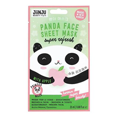 Panda Desenli Maske 1 Adet