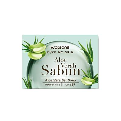 Aloe Veralı El Sabunu 100 g