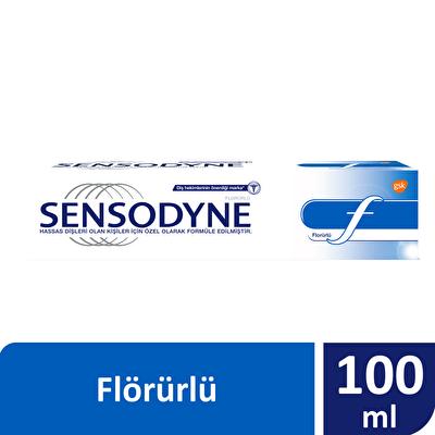 Florürlü Beyazlatıcı Diş Macunu 100 ml