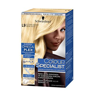 Color Specialist Renk Açıcı