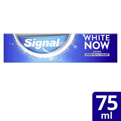 White Now Anında Beyazlık Diş Macunu 75 ml