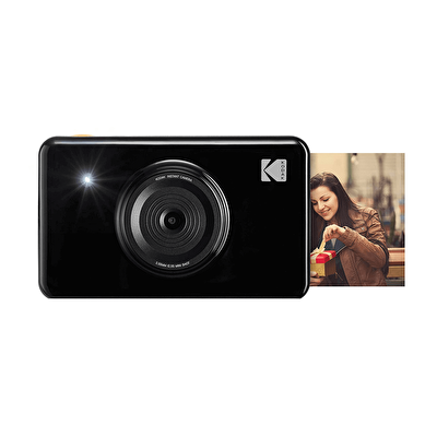 Mini Shot Ms-210 Siyah Dijital Fotoğraf Makinesi