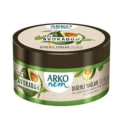 Değerli Yağlar El ve Vücut Krem Avokado 250 ml