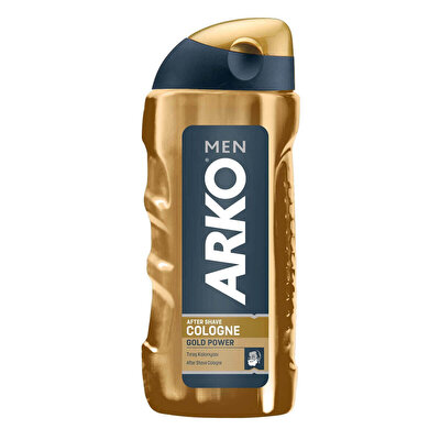 Tıraş Kolonyası Gold Power 250 ml