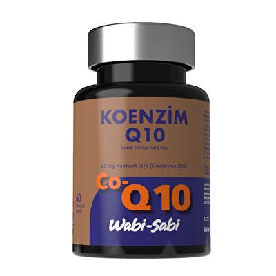 Co-Q10 40 Yumuşak Kapsül 500 mg