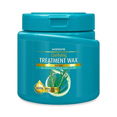 Clarifying Tea Tree Treatment Wax 500 ml