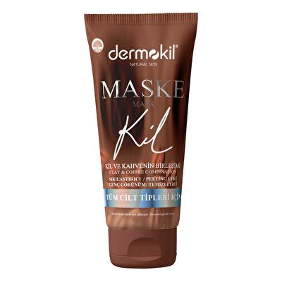 Natural Skin Sakinleştirici Pürüz Karşıtı Kahve Maske 75 gr