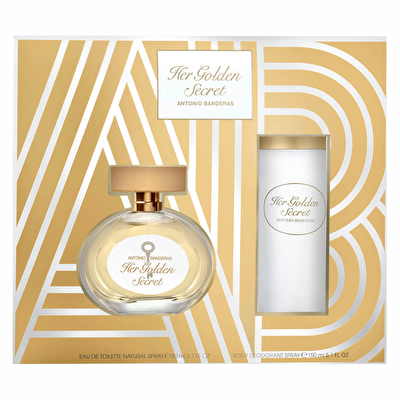 Golden Secret Kadın EDT 80 ml ve Deodorant 150 ml