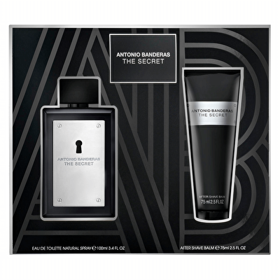 The Secret Men EDT 100 ml ve After Shave Balm 75 ml
