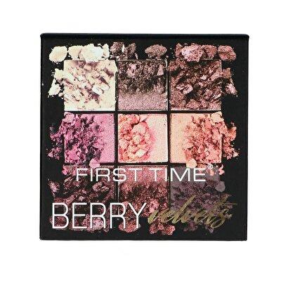 Berry Velvet Far Paleti
