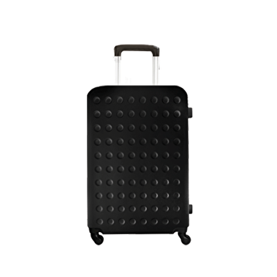 Retro Siyah Bavul 51 cm (Kabin Boy)