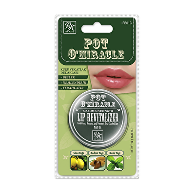 Pom Lip Butter Mint Askılı 10 gr