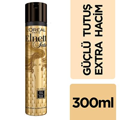 Güçlü Tutuş ve Ekstra Hacim Saç Spreyi 300 ml