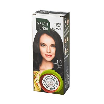 Siyah Krem Saç Boyası 1.0