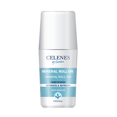 Thermal Mineral Hassas Ciltler İçin Parfümsüz Roll-On  75 ml