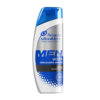 Men Ultra Kömür Etkili  Şampuan 360 ml