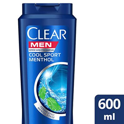 Cool Sport Menthol Erkek Şampuanı 600 ml