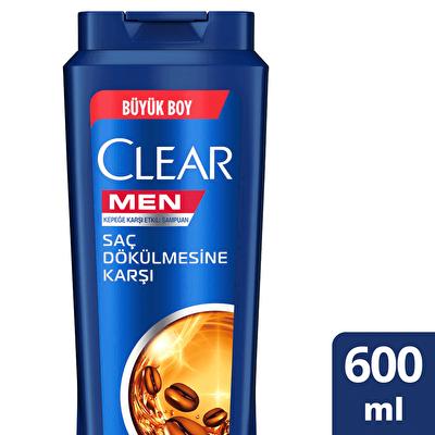 Saç Dökülmesine Karşı Etkin Savunma Erkek Şampuanı 600 ml