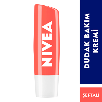 Lip Care Fruity Shine Şeftali Dudak Balmı 4,8 Gr