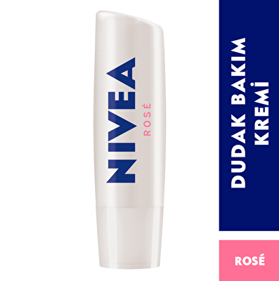 Lip Care & Colour Dudak Balmı Rose 4,8 Gr