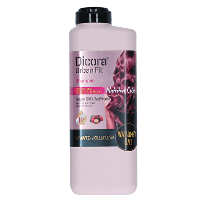 Urban Fit Boyalı Saçlar için Şampuan 400 ml