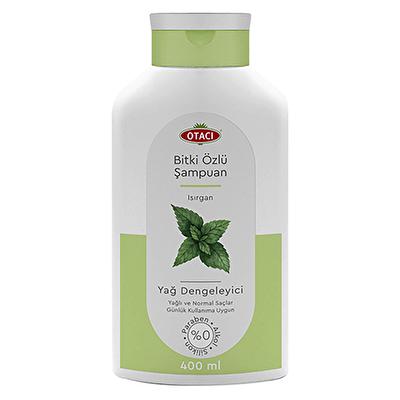 Bitki Özlü Isırgan Otu Şampuanı 400 ml