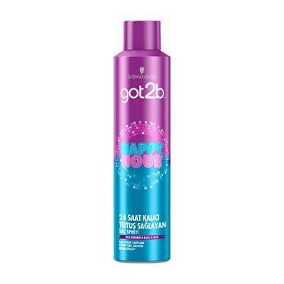 Mega Güçlü Saç Spreyi 300 ml
