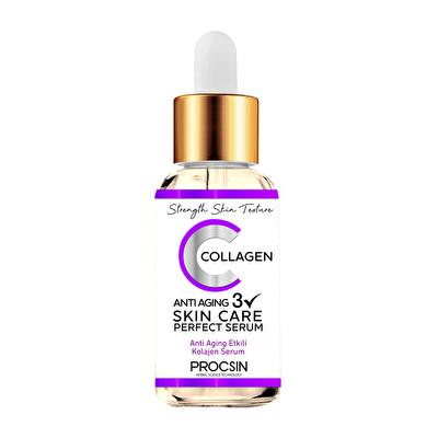 Anti Aging Collagen Yüz Serumu 22 ml