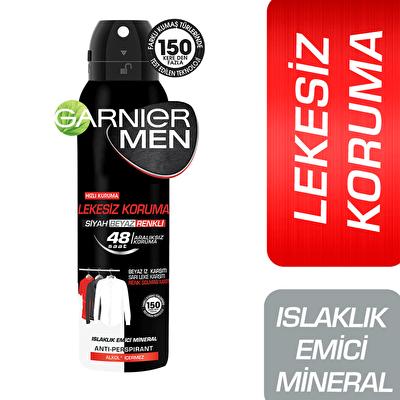 Lekesiz Koruma Aerosol Deodorant Men