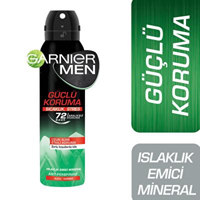 Güçlü Koruma Aerosol Deodorant Men