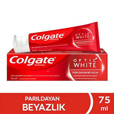 Optic White Parıldayan Beyazlık Diş Macunu 75 ml