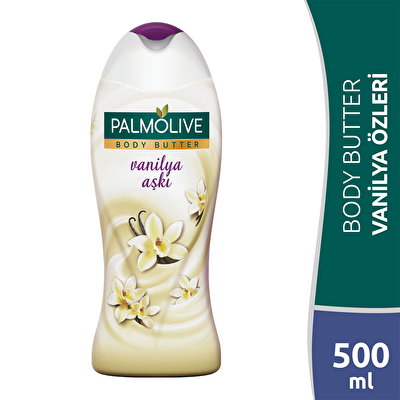 Body Butter Vanilya Duş Jeli 500 ml