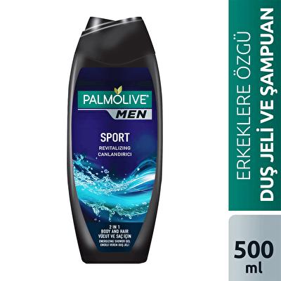 Men Sport Duş Jeli  500 ml