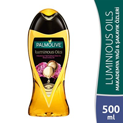 Luminous Oils Macademia Duş Jeli 500 ml